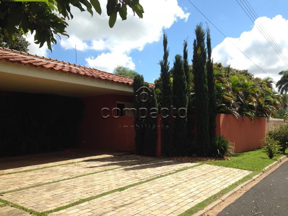 Sao Jose do Rio Preto Casa Locacao R$ 13.500,00 Condominio R$1.100,00 4 Dormitorios 3 Suites Area do terreno 600.00m2 Area construida 600.00m2