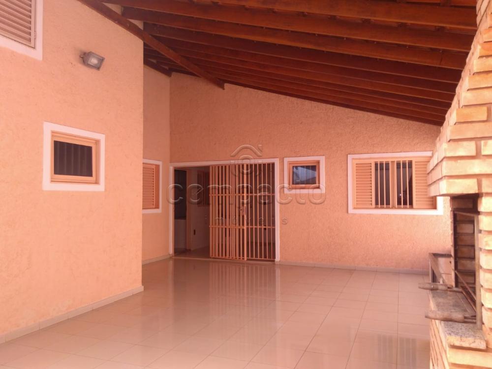 Alugar Casa / Padrão em São José do Rio Preto apenas R$ 1.850,00 - Foto 21