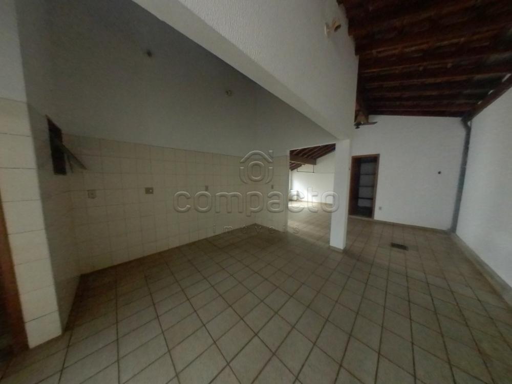 Alugar Casa / Padrão em São José do Rio Preto apenas R$ 1.700,00 - Foto 19