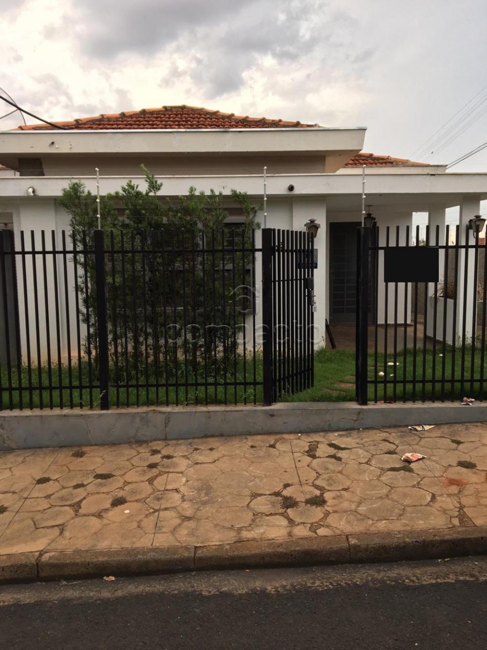 Sao Jose do Rio Preto Casa Locacao R$ 1.250,00 2 Dormitorios 3 Vagas Area construida 242.00m2