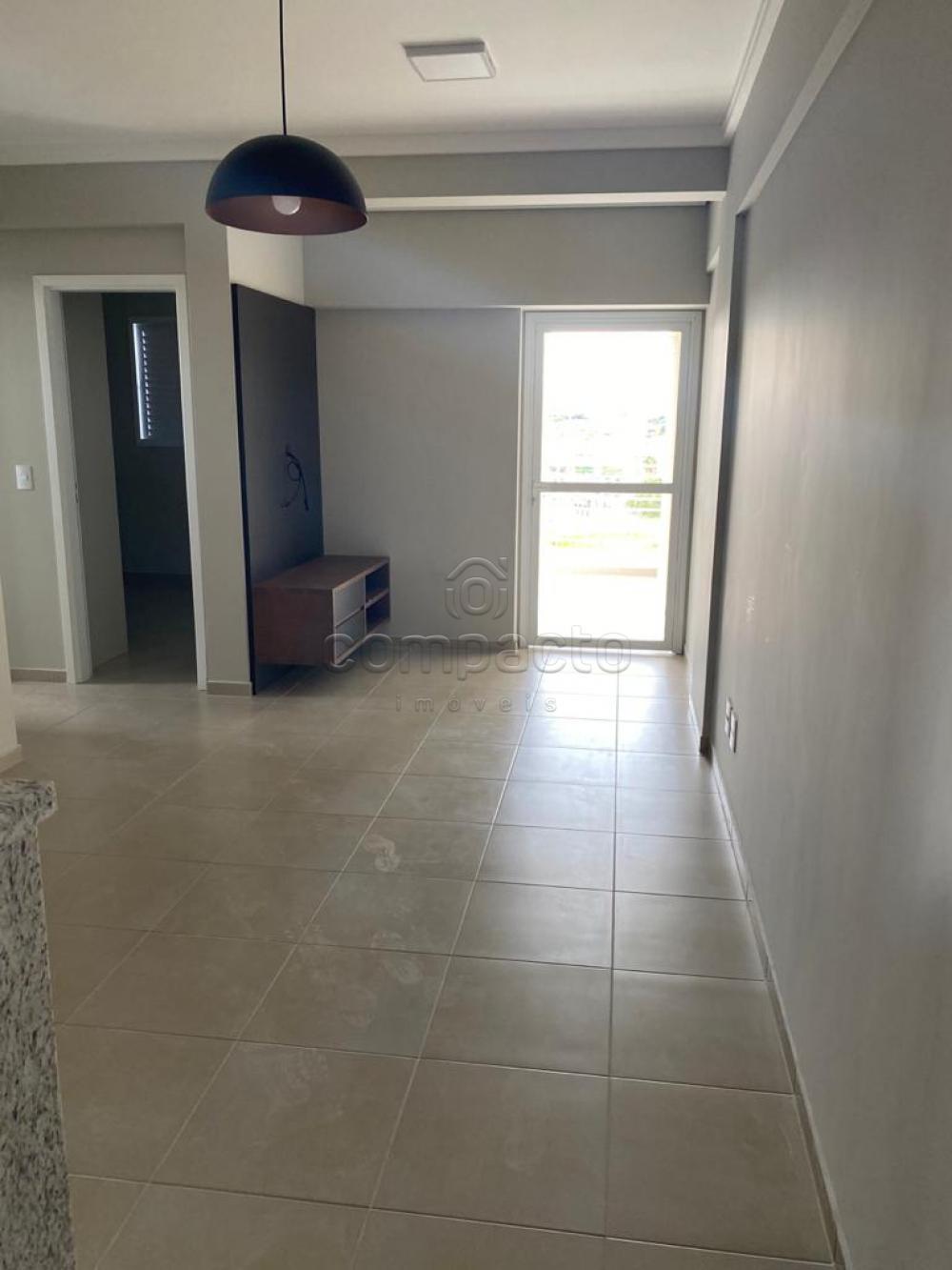Alugar Apartamento / Padrão em São José do Rio Preto apenas R$ 1.250,00 - Foto 1