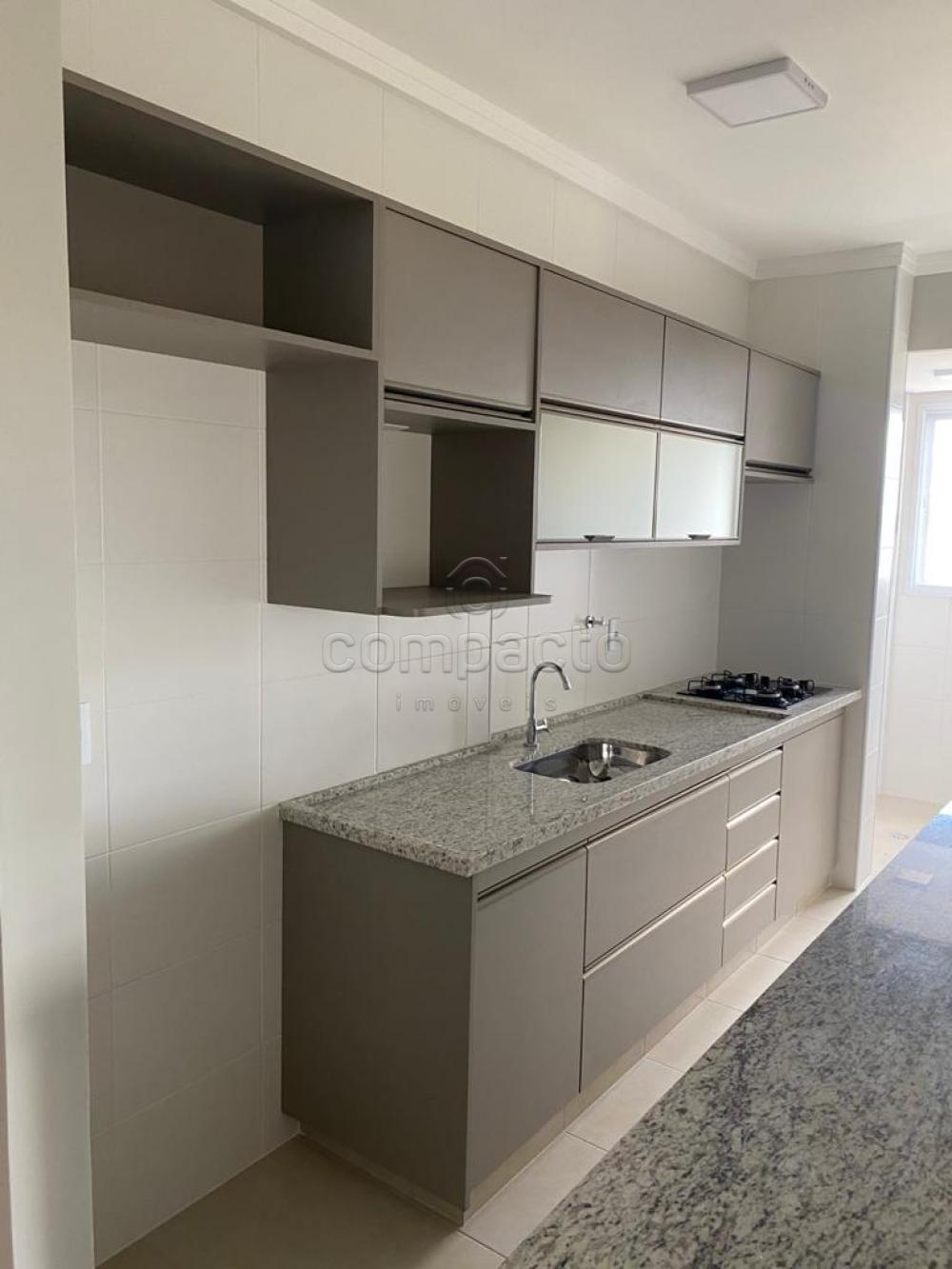 Alugar Apartamento / Padrão em São José do Rio Preto apenas R$ 1.250,00 - Foto 6
