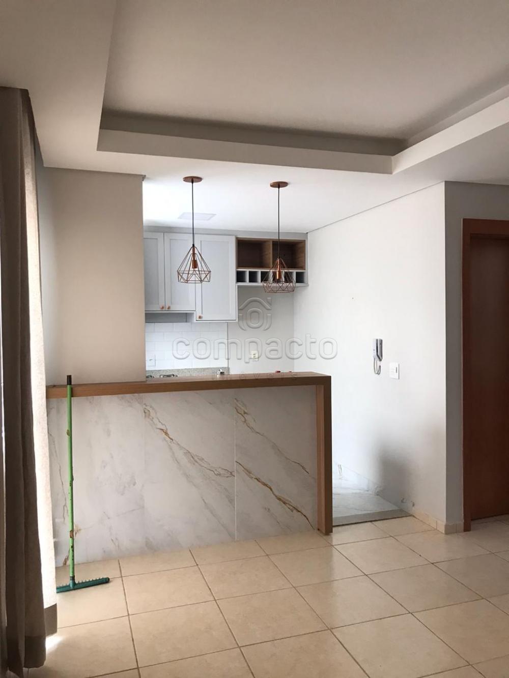 Alugar Apartamento / Padrão em São José do Rio Preto apenas R$ 1.150,00 - Foto 2