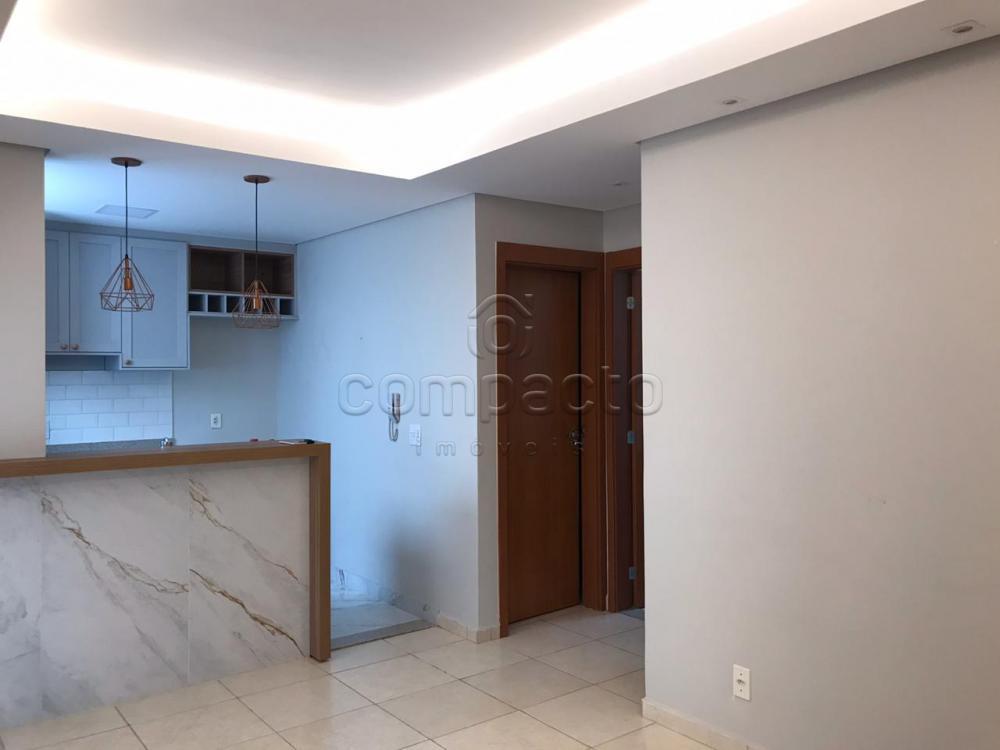 Alugar Apartamento / Padrão em São José do Rio Preto apenas R$ 1.150,00 - Foto 3
