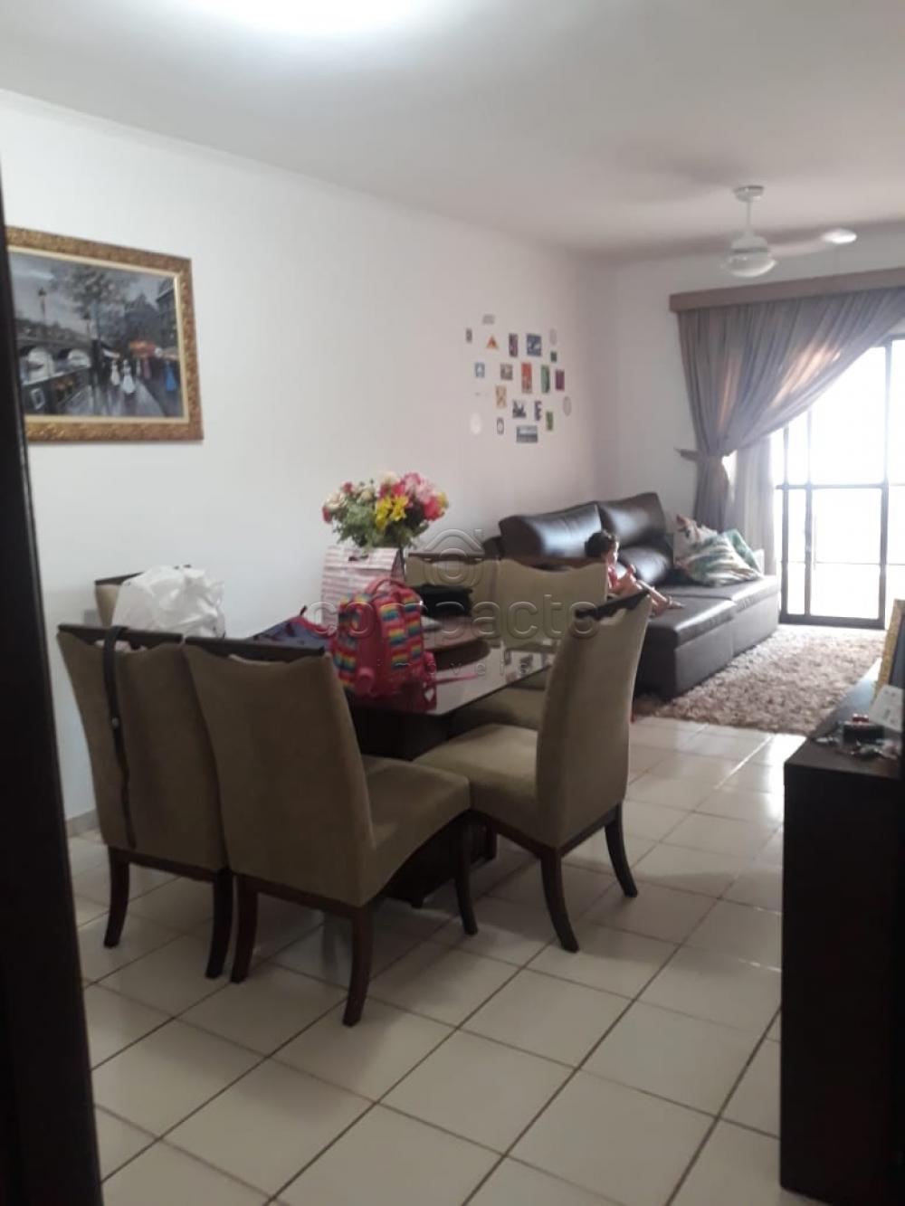 Alugar Apartamento / Padrão em São José do Rio Preto apenas R$ 1.100,00 - Foto 1