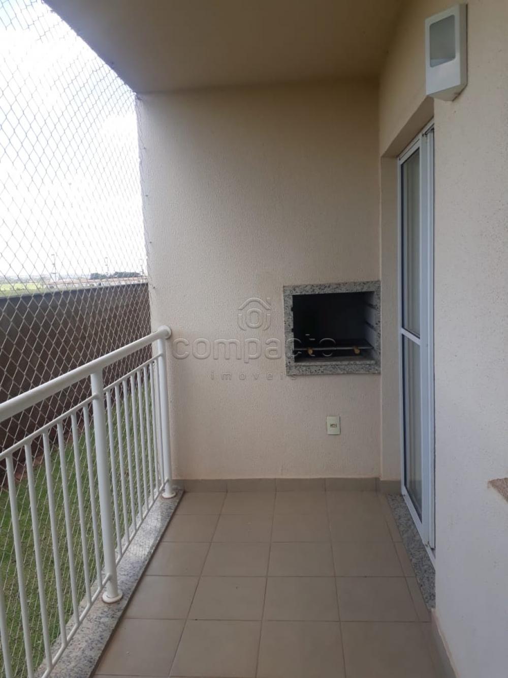 Alugar Apartamento / Padrão em São José do Rio Preto apenas R$ 1.450,00 - Foto 3