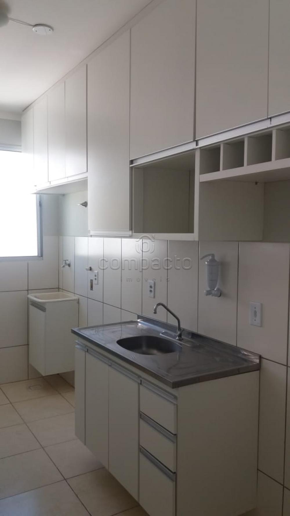 Alugar Apartamento / Padrão em São José do Rio Preto apenas R$ 720,00 - Foto 9