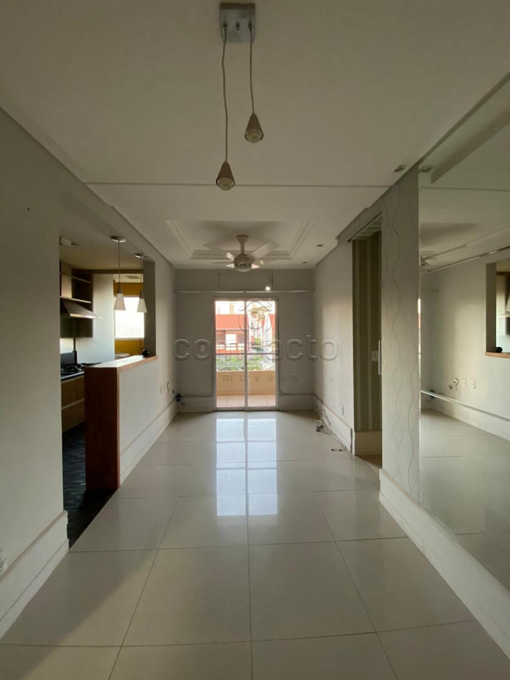 Alugar Apartamento / Padrão em São José do Rio Preto apenas R$ 1.250,00 - Foto 2