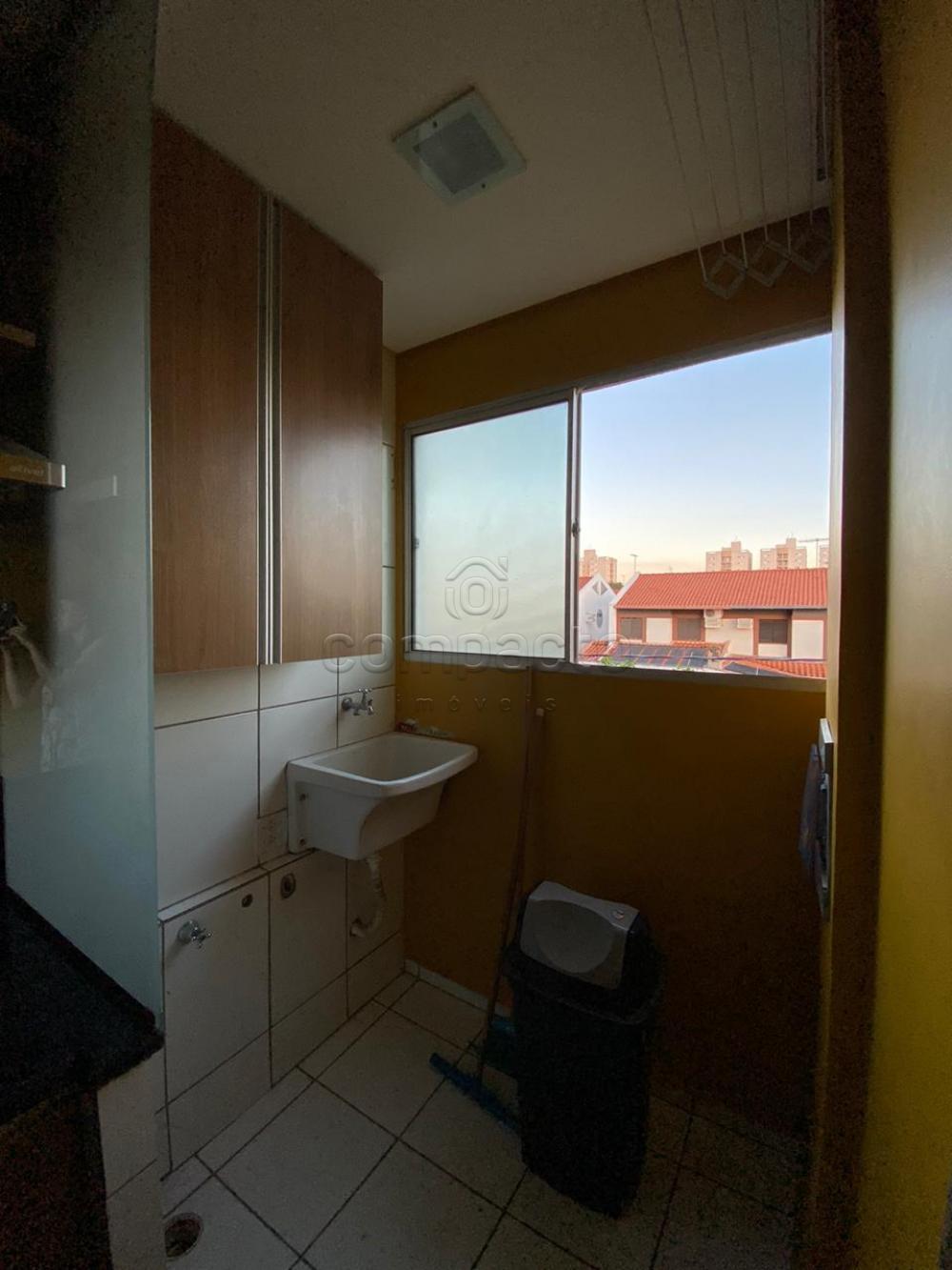 Alugar Apartamento / Padrão em São José do Rio Preto apenas R$ 1.250,00 - Foto 17