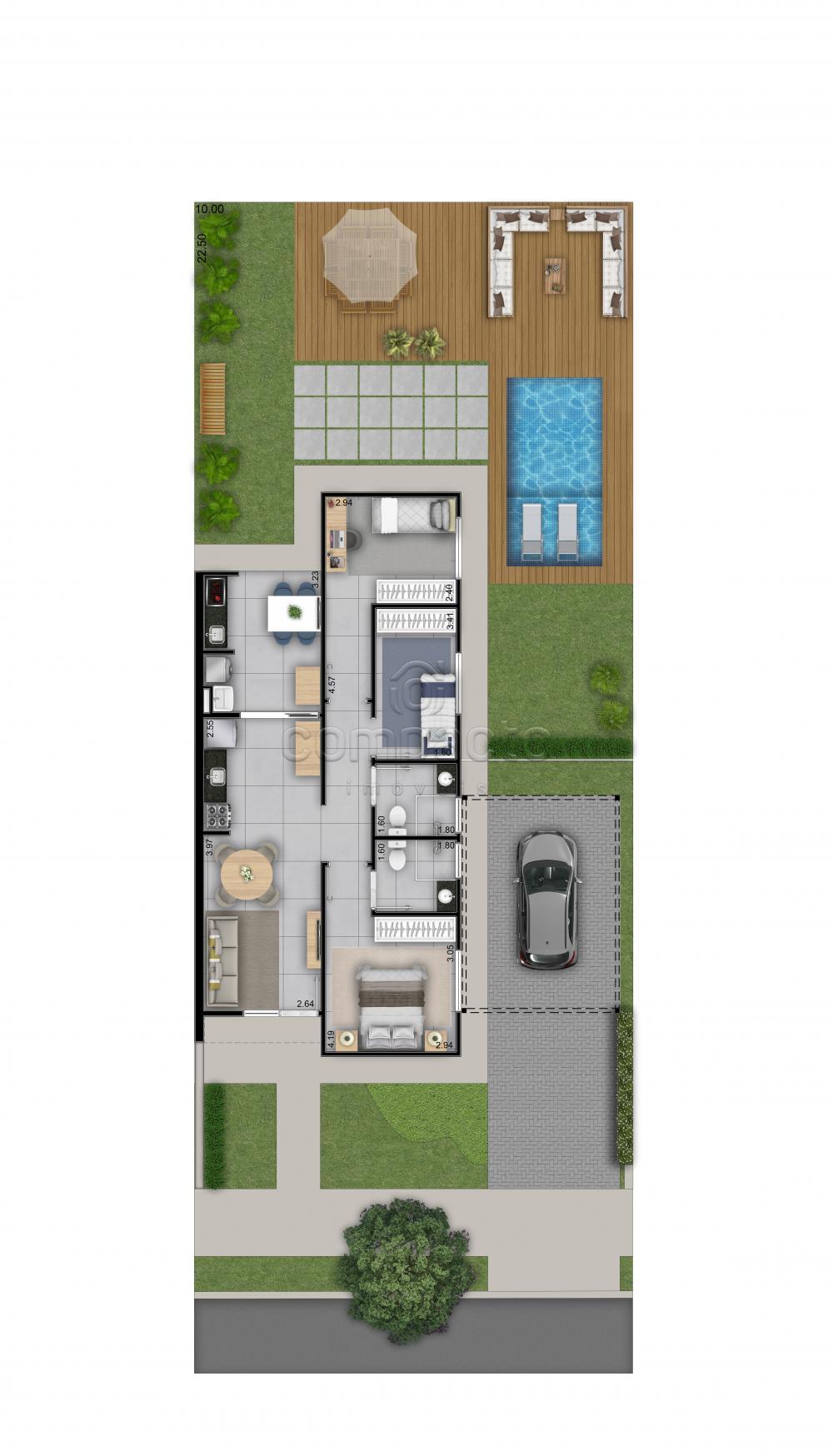 Comprar Casa / Condomínio em São José do Rio Preto apenas R$ 334.000,00 - Foto 5