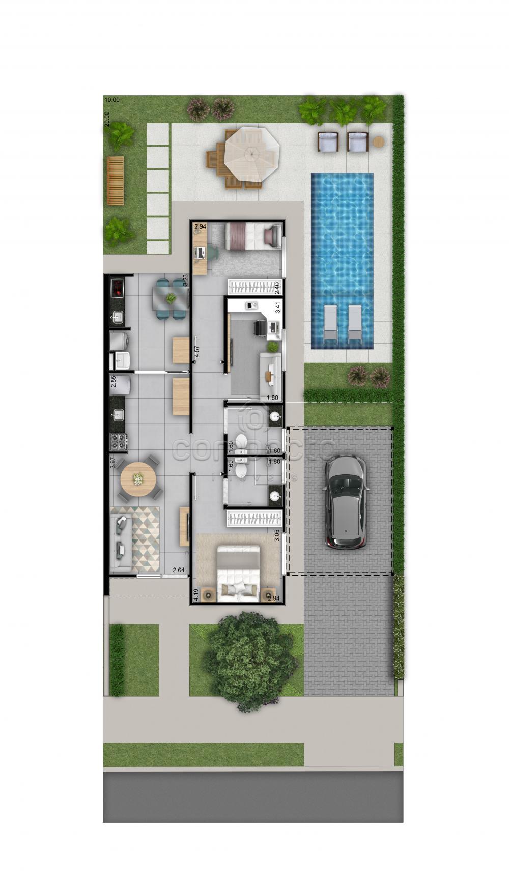 Comprar Casa / Condomínio em São José do Rio Preto apenas R$ 334.000,00 - Foto 6