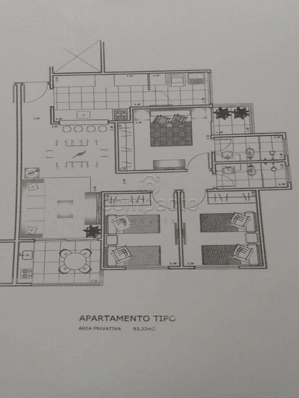Comprar Apartamento / Padrão em São José do Rio Preto apenas R$ 470.000,00 - Foto 20