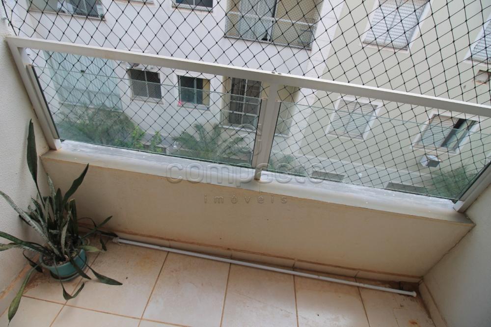 Alugar Apartamento / Padrão em São José do Rio Preto apenas R$ 1.000,00 - Foto 3