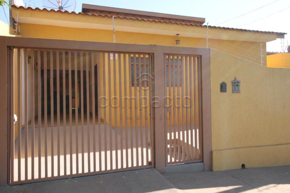 Sao Jose do Rio Preto Casa Locacao R$ 1.700,00 3 Dormitorios 1 Suite Area do terreno 200.00m2 Area construida 130.00m2