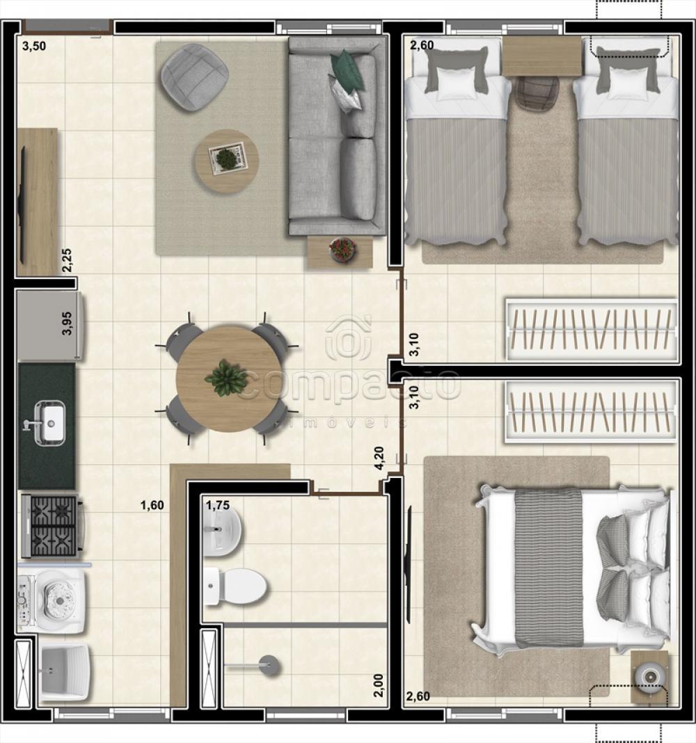 Comprar Apartamento / Padrão em São José do Rio Preto apenas R$ 175.000,00 - Foto 20