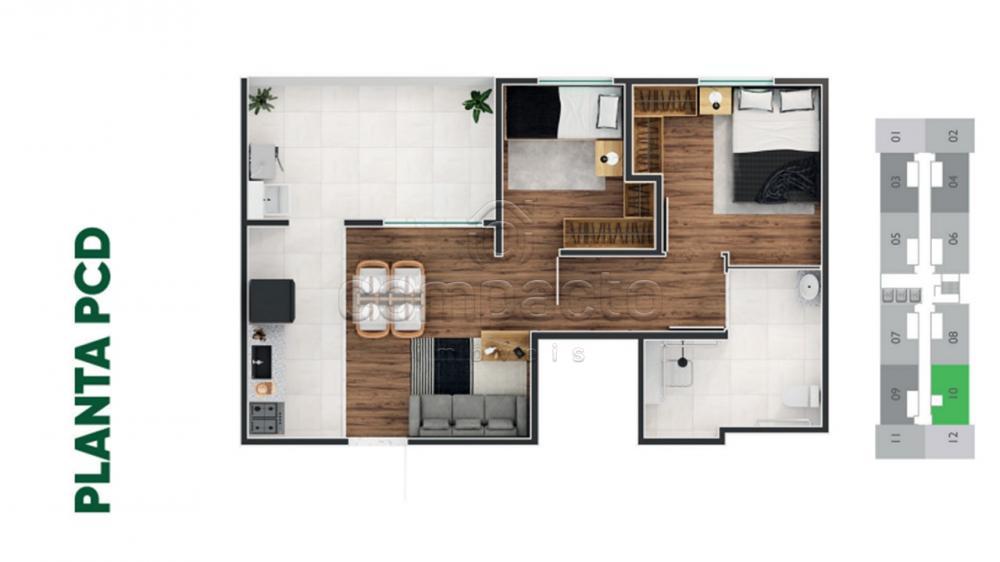 Comprar Apartamento / Padrão em São José do Rio Preto apenas R$ 175.000,00 - Foto 16