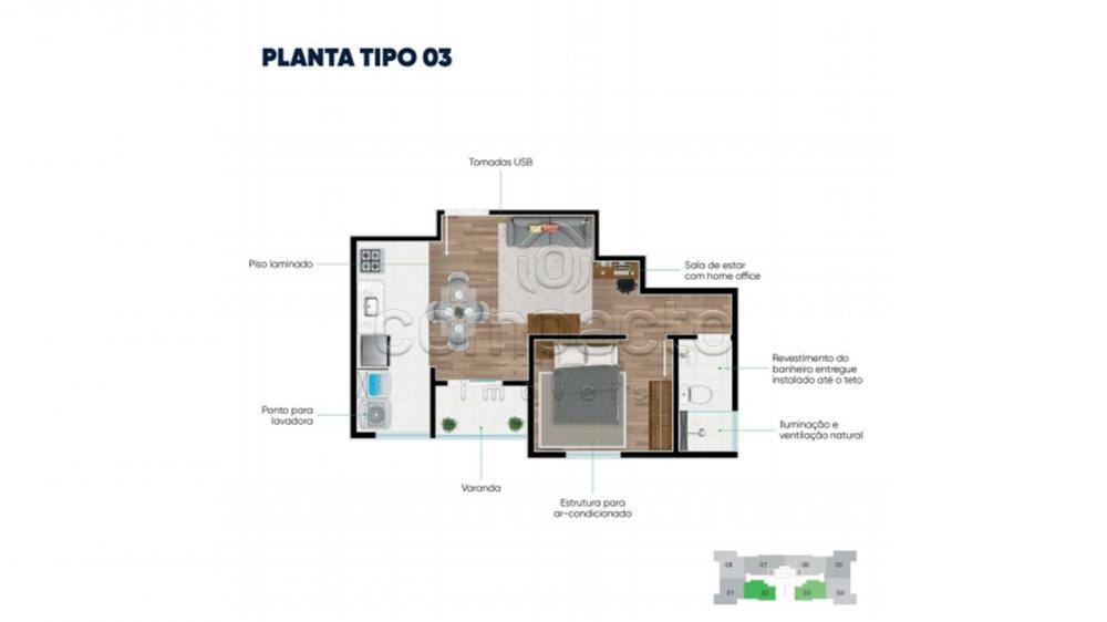 Comprar Apartamento / Padrão em São José do Rio Preto apenas R$ 149.900,00 - Foto 13