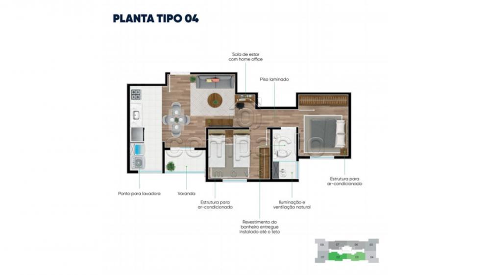 Comprar Apartamento / Padrão em São José do Rio Preto apenas R$ 149.900,00 - Foto 14