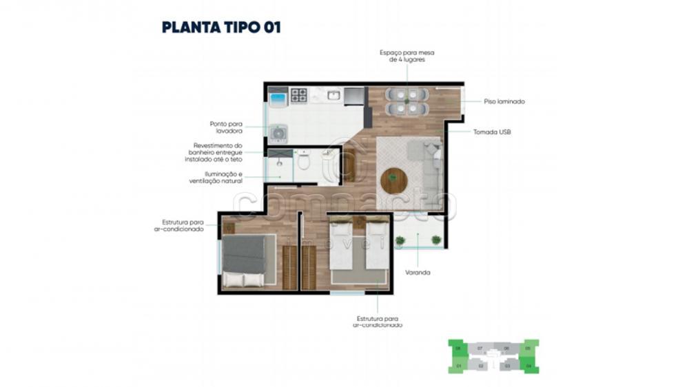 Comprar Apartamento / Padrão em São José do Rio Preto apenas R$ 149.900,00 - Foto 11