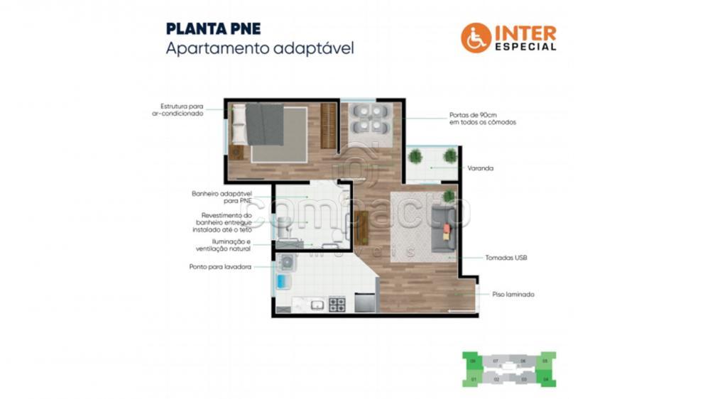 Comprar Apartamento / Padrão em São José do Rio Preto apenas R$ 149.900,00 - Foto 15