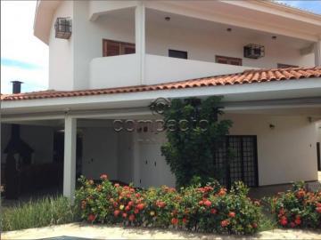 Sao Jose do Rio Preto Parque Residencial Comendador Mancor Daud Casa Locacao R$ 4.200,00 4 Dormitorios 4 Vagas Area do terreno 576.00m2