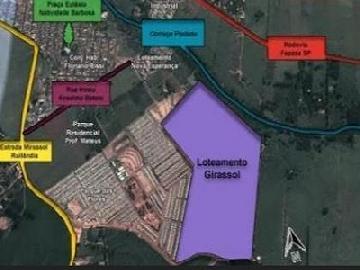 Terreno / Padrão em Mirassol , Comprar por R$45.000,00
